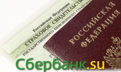 Документы для оформления кредитной карты Сбербанка
