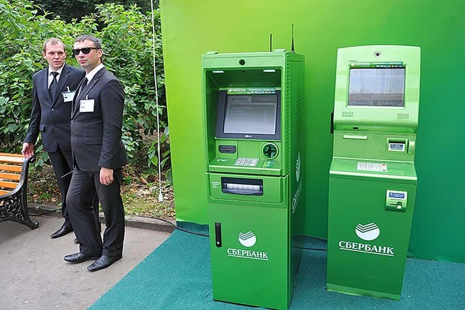 есть ли банкоматы сбербанка в крыму